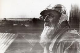 Russie Avangard Ivan Linkov Protection D'une Ferme Sovietique Ancienne Photo 1941