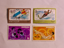 ANTIGUA  1976  LOT# 5  SPORT - Antigua Et Barbuda (1981-...)