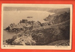IBG-23  Plogoff  La Baie Des Trépassés. Non Circulé. Marques Au Dos - Plogoff