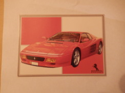 "Ferrari Testarossa "" 1984 - 1992 ""  "" Neuve "" - Turismo"