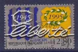 2941 Europa Liberté (1995) Oblitéré - Frankreich