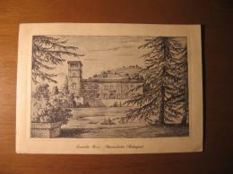CARTOLINA -  CASTELLO ARIA MARZABOTTO BOLOGNA      - B  1593 - Bologna