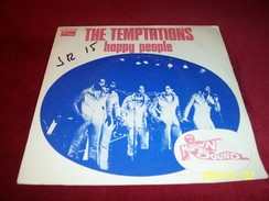 THE TEMPTATIONS  ° HAPPY PEOPLE - Soul - R&B
