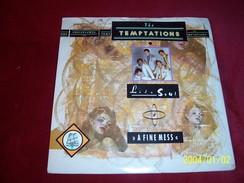 THE TEMPTATIONS  ° LADY SOUL - Soul - R&B