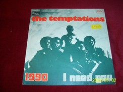 THE TEMPTATIONS  ° 1990 I NEED YOU - Soul - R&B
