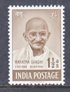 INDIA  203   **   GANDHI - 1947-49 Dominion