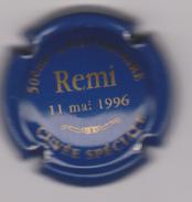 Capsule Champagne Commémo ( Nr ; Cuvée Spéciale 50ème Anniversaire REMI 1996 ) {S15-17} - Champagne