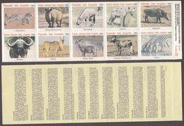 South Africa RSA - 1984 - Easter Seals, Labels, Cinderellas - SHEETLET - Wild Animals - Afrique Du Sud (1961-...)