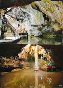 Pochette De 5 CPSM: Les Grottes De Remouchamps - Belgique - Etablissement Ern. Thill (Nels) - Aywaille