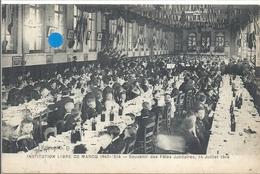 NORD - 59 - MARCQ EN BAROEUL - Institution Libre - Fête Du Jubilaires De 1914 - Top Animation - Marcq En Baroeul