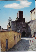 TOSCANA - CASTIGLIONE DELLA PESCAIA - SCORCIO CON CHIESINA - EDIZ. MULTIGRAF - VIAGGIATA 1978 - Italia