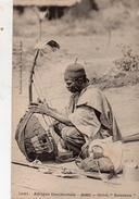 AFRIQUE OCCIDENTALE GUINEE FRANCAISE GRIOT SOUSSOU - French Guinea