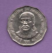 INDIA - 2 Rupia 1998 KM131 - India