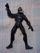 ANCIENNE FIGURINE SPIDERMAN / NOIRE 2006 HASBRO 13.5 Cm BON ETAT - Spiderman