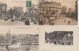 17 / 4 / 66  -LOT  DE  20  CPA  DE  NANCY  - Toutes Scanées - Cartes Postales