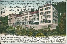 Suisse  MACOLIN     GRAND HOTEL DE MACOLIN   En 1905 - BE Berne