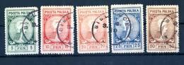 1927, Poland, Complete Set, PRIVATE EDITION, 3,9 Euro - 1919-1939 Republik