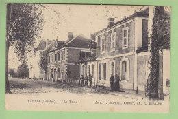 LABRIT : La Poste . 2 Scans. Edition Dupuch - Labrit
