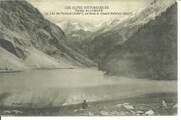 55144     Vallee De L,ubaye  Lac Du Paroird - Francia
