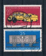 DDR 1960 Tag Der Briefmarke Mi.Nr. 789/90 Kpl. Satz Gest. - DDR