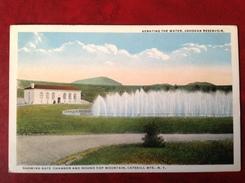 NY Showing Gate Chamber And Round Top Mountain CATSKILL Mts - Catskills