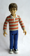 FIGURINE Figurine HARRY POTTER 8.7 Cm Articulé 2001 WBEI - Harry Potter