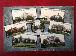 ND No Dak AC FARGO Francis Hall - Fargo