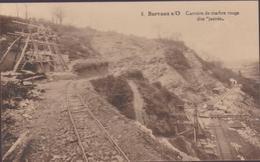 """LUXEMBOURG - BARVAUX-S-OURTHE - CARRIERE DE MARBRE DITE """"JASTREE """" - Cartes Postales"""