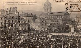 Clermont-Ferrand - Fête De VERCINGETORIX - Inauguration De La Statue - Plan Original - TBE+ - Clermont Ferrand