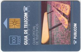 ARGENTINIA A-289 Chip Telecom - Used