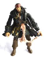 FIGURINE ZIZZLE PIRATES DES CARAIBES Captain Jack Sparrow  (1) 9.3 Cm - Harry Potter