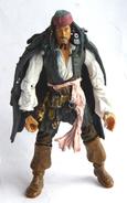 FIGURINE ZIZZLE PIRATES DES CARAIBES Captain Jack Sparrow (2) 9.3 Cm - Harry Potter