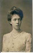 S.A.R Madame La Princesse Elisabeth De Belgique  Cpa - Belgique
