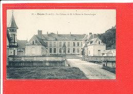 62 ROYON Cpa Le Chateau Du Baron De Hautecloque            81 Edit Boulanger - Autres Communes
