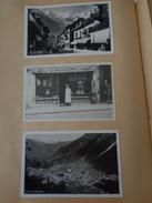 Album /cartes Postales,photos De La Haute SAVOIE ,ALPES MARITIMES ,179 Cartes Et Photos - Chamonix-Mont-Blanc