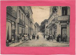 Prades.  La Route Nationale - Prades
