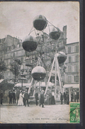 Fête Foraine -- Les Ballons . Lyon ? . - Evénements