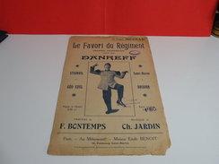 Musique & Partitions > Chansonniers > Le Favori Du Régi -Paroles F. Bontemps -Musique Ch. Jardin 1925 - Musique & Instruments