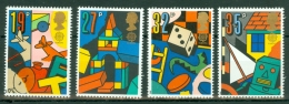 G.B.: 1989   Europa - Games And Toys    MNH - Unused Stamps