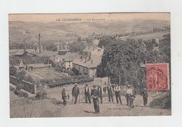 42 - LE CHAMBON / LA SAUVANIERE - Le Chambon Feugerolles