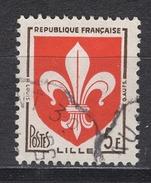 FRANCE 1958 - LOT - 1186  - OBLITERE - /FD29 - Francia