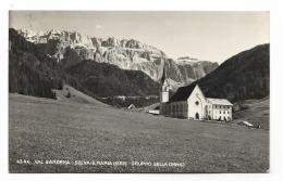 SELVA S.MARIA - VAL GARDENA   - VIAGGIATA  FP - Bolzano (Bozen)