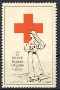 Erinnofili, Italia 1915, Croce Rossa Italiana - Unclassified
