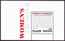 AFRIQUE DU SUD  South Africa Bf 148 Femmes - Afrique Du Sud (1961-...)
