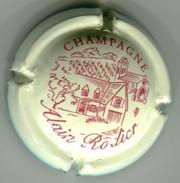 CAPSULE-CHAMPAGNE RODIER Alain N°01 Crème & Bordeaux - Champagne