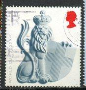 Great Britain 2002 1st Lion Issue #2054 - 1952-.... (Elizabeth II)