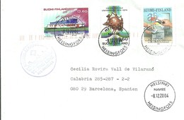 LETTER 2004 HELSINKI - Briefe U. Dokumente