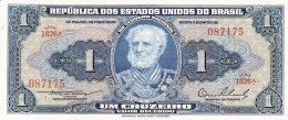 BRESIL   1 Cruzeiro   ND (1954-58)   Sign.2   P. 150a   UNC - Brésil