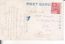 1925 - Affranchissement De Kobe (Japan) à Nice (France) - - Japan