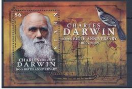 Nevis  2009 Prehistory Prehistoire Charles DARWIN - Vor- Und Frühgeschichte